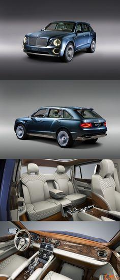 SUV, EXP 9