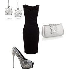 Love the little black dress