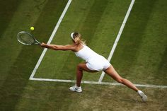 Maria Sharapova #Wimbledon2014 #Tenis