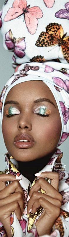 Halima Aden by Greg Lotus