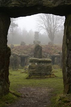 Druids Temple -Flickr - by Martin Black