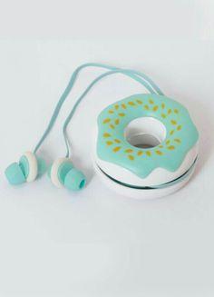 Girly Things, Cool Things To Buy, Cute Headphones, Accessoires Iphone, Cute School Supplies, Kawaii Accessories, Cool Gadgets To Buy, Cute Stationery, Airpod Case