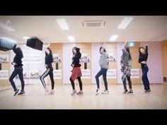 "Apink ""LUV"" mirrored Dance Practice - (Jung Eun-Ji, Son Na-eun, Park Cho-rong, Yoon Bomi, Oh Ha-young, Kim Nam-joo) - YouTube"