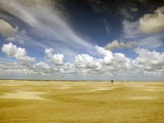 Schiermonnikoog - Friesland, The Netherlands. One of the Islands in the very north of the country. Awsome Pictures, Seaside Beach, City Landscape, Sky And Clouds, World Heritage Sites, Beautiful Landscapes, Netherlands, Beautiful Places, Places To Visit