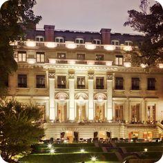 R-  Hotel Palacio Duhau- Buenos Aires Argentina-