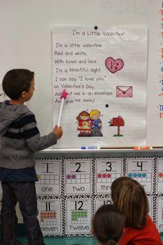 Kindergarten Poetry Journals: teaching poetry in K