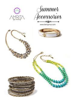 Love the starfish bracelet Amrita Singh Jewelry