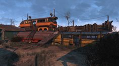 Fallout Mods, Fallout New Vegas, Fallout 4 Settlement Ideas, Model Village, Silly Pictures, Fall Out 4, Post Apocalypse, Forts, Building Ideas
