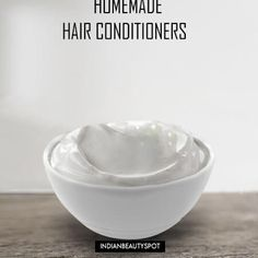 Hair Conditioners You Can Make at Home