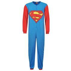 DC Comics | Superman MicroFleece Onesie Junior Boys | Onesie