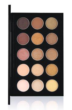 Mac 15 Pan Neutral Shadow Palettes in Warm Neutral: http://www.frillseeker.ie/blog/mac-15-pan-neutral-shadow-palettes-full-irish-launch-information