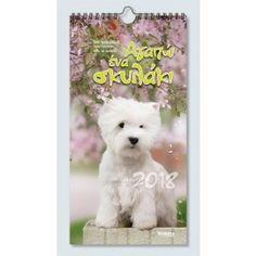 """Ημερολόγιο Τοίχου 2018 """"Αγαπώ ένα σκυλάκι'"""" 17x33 Books, Libros, Book, Book Illustrations, Libri"""