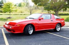 Time for #ThrowbackThursday with a 1989 #Chrysler Conquest TSi. #TBT