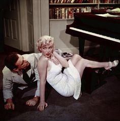 Marilyn Monroe, Tom Ewell - The Seven Year Itch (Billy Wilder, 1955)