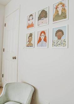 Girls' Room Update Round Floor Pillow, Floor Pillows, Nursery Room, Kids Bedroom, Kids Storage Bench, Shared Bedrooms, Girl Room, Girls