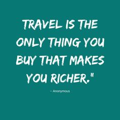 Here's to a richer life!
