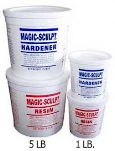 Magic Sculpt Self Hardening Epoxy Clay: Clay that won& get moldy - Art Education: - Diy Arts And Crafts, Clay Crafts, Wood Crafts, Clay Projects, Polymer Clay Dolls, Clay Clay, Plaster Hands, Roller Design, Sculpture Painting