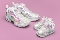 DISNEY X REEBOK INSTA PUMP FURY (CINDERELLA) - Sneaker Freaker