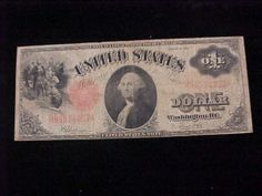 1917 Legal Tender Note Good Condition Authenticity Guaranteed Nice Note | eBay