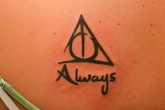 I am part of the HP Generation. It lives on it both you and me. Always.