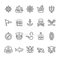 Sailors Historical icons