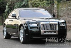 Rolls Royce Ghost For Sale