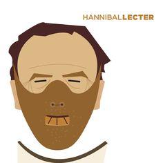 Hannibal Lector  by: Jag Nagra
