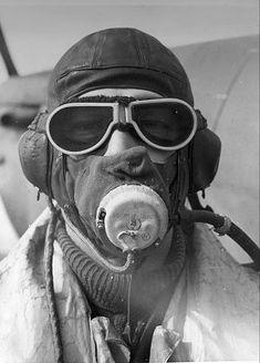 Soviet pilot.