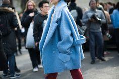 Photos: Paris Fashion Week Fall 2014 Street Style   W Magazine