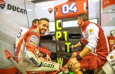 MotoGP 2016, GP d'Argentina Prove Libere 1: ottimo Dovizioso davanti a Marquez e Hernandez, Rossi 6°