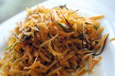 Carrot and Arame (Yes, I Mean Seaweed) Salad
