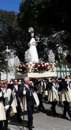 Dia de Santa Joana Princesa - Feriado Municipal de Aveiro  #diadesantaJoanaprincesa #santajoana #feriado #Aveiro #procissao