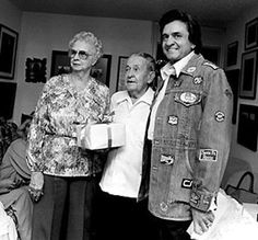Johnny and his Parents