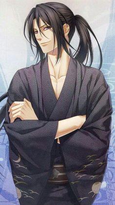 Hakuoki / Hijikata Toshizo CV: Miki Shinichiro