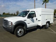 2005 Ford F 450 9' Enclosed Utility Bed Truck http://equipmentready.com/details/2005_other_other_9%27+enclosed+utiltiy+bed+truck-5540779 #truck #utilitytruck