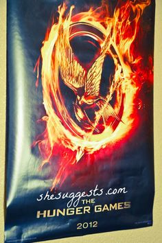 for details and decor for your Hunger Games party