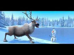 Disney's FROZEN | First Look Trailer | Official Disney HD