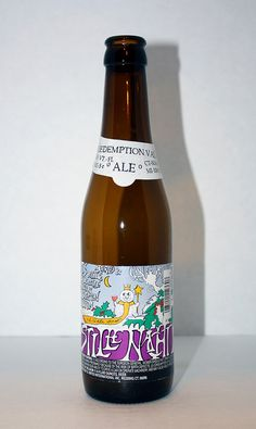 Brouwerij De Dolle Brouwers - De Dolle Stille Nacht ---- great beer, great brewery, but the label is too busy