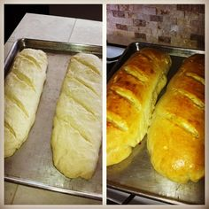 Fast, Cheap, & Easy: 1 Hour French Bread  Not exactly french bread, but fast, easy and yummy. Great when you just don't have time and need something fast.