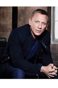 The Daniel Craig Fixation (katekier:   Daniel Craig ❤️)