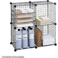 copper cage storage - Google Search