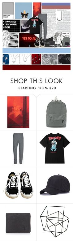 """i love to watch him dance but it's making me go crazy"" by untake-n ❤ liked on Polyvore featuring ODD FUTURE, NOVICA, Maison Margiela, Vans, Chanel, men's fashion, menswear and urtarrilak8"
