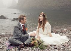 Real Weddings: A Scottish Fling on Etsy