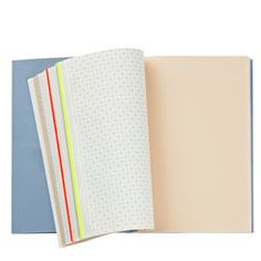 Bound notebook by Hay //