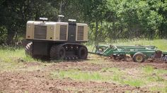Agriculture tech drive to boom