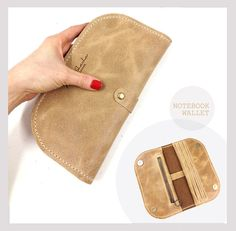Fashion Accessories, Gift Ideas, Christmas Gift Ideas, Women Leather Purse, Women's Gift, Handmade Leather Wallet