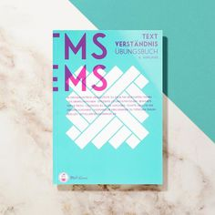 Textverständnis im TMS und EMS E Learning, Tricks, Ems, Books, Med School, Math Resources, Concept, Libros, Book