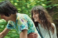 Newcomers Clément Métayer and Carole Combes Series Movies, Revolutionaries, Making Out, Tie Dye, Culture, Chic, Summer, Boss, Films