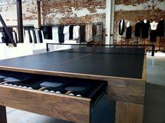 coco republic table tennis table - Google Search