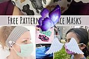AllFreeSewing - 100s of Free Sewing Patterns #Face #Filter #insert #Mask #pocket #Sew #sewing patterns free printable face mask<br> Sewing Patterns Free, Free Sewing, Free Pattern, Free Printables, Filter, Pocket, Face, Free Printable, The Face